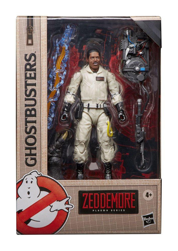 Ghostbusters Plasma Series Action Figure 2020 Wave 1 Winston Zeddemore 15 cm
