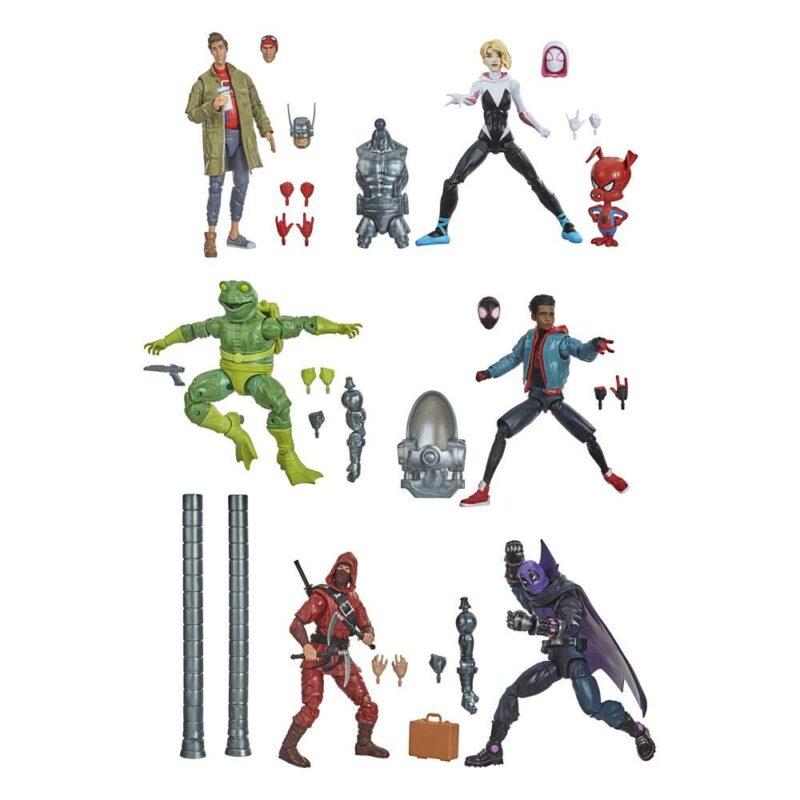 Marvel Legends Series Action Figures 15 cm Spider-Man 2021 Wave 1 Assortment (6)