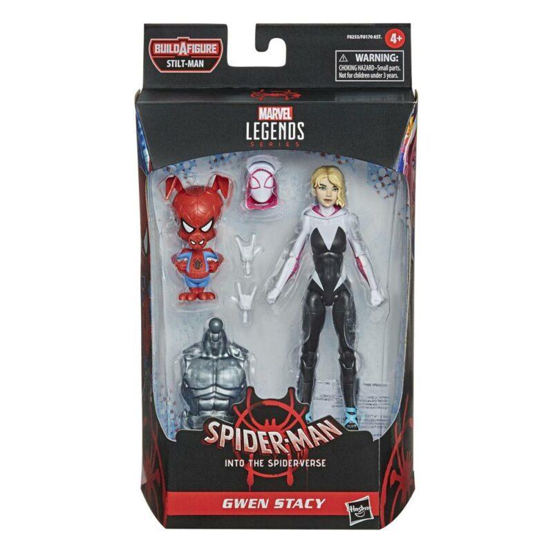 Marvel Legends Series Wave 1 2021 Action Figure Gwen Stacey (Spider-Man: Into the Spider-Verse) 15 cm