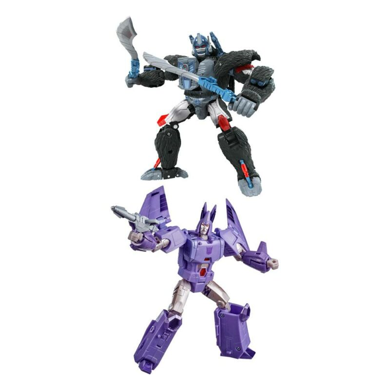 Transformers Generations War for Cybertron: Kingdom Action Figures Voyager 2021 W1 Assortment (2)