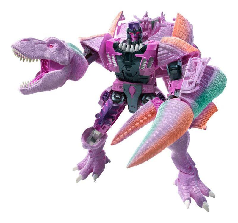 Transformers Generations War for Cybertron: Kingdom Leader 2021 W1 Action Figure Megatron (Beast)