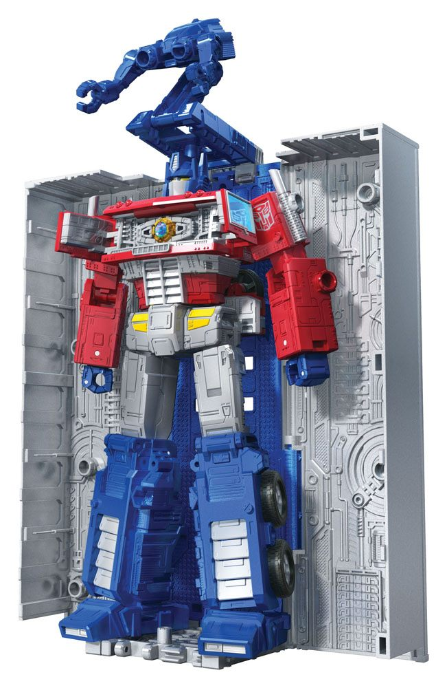 Transformers Generations War for Cybertron: Kingdom Leader 2021 W1 Action Figure Optimus Prime
