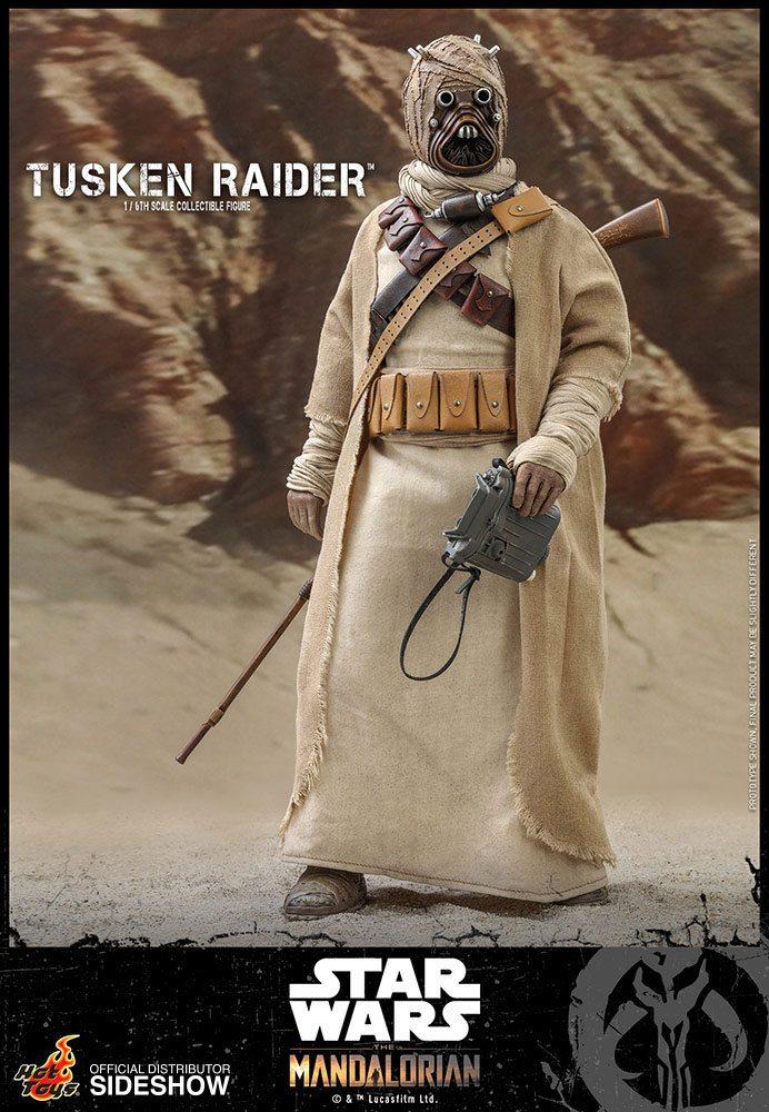 Star Wars The Mandalorian Action Figure 1/6 Tusken Raider 31 cm