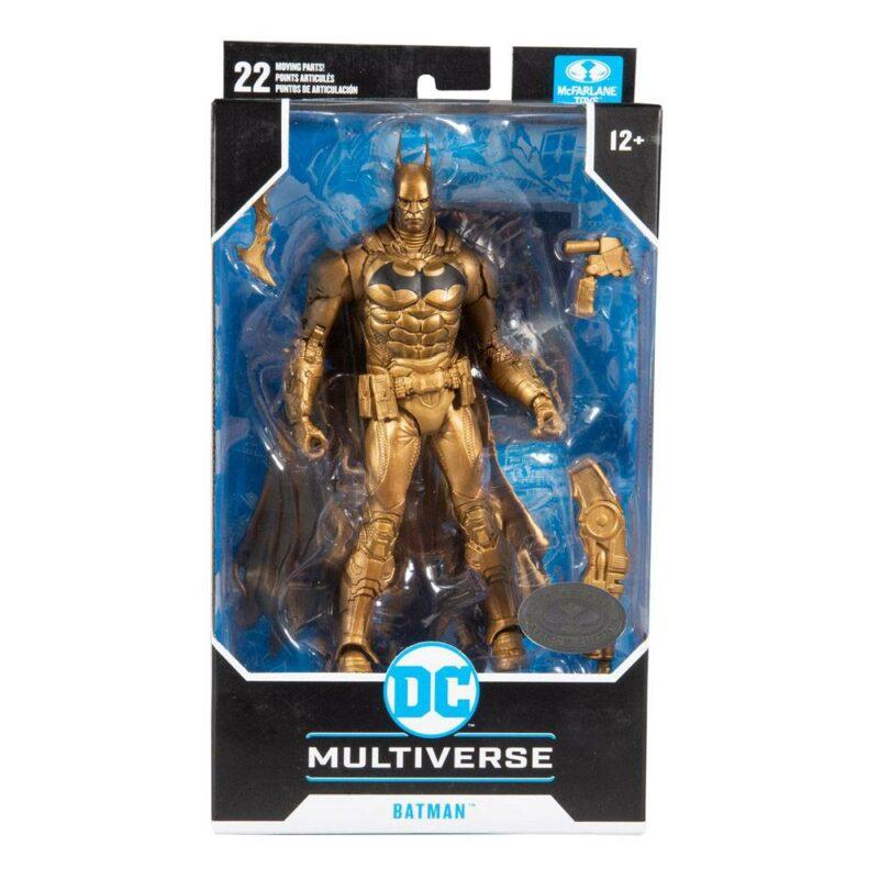 DC Gaming Action Figure Arkham Knight Batman 18 cm