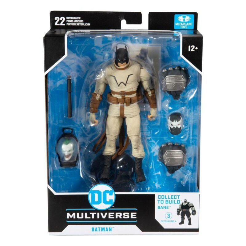 DC Multiverse Build A Action Figure Bruce Wayne 18 cm