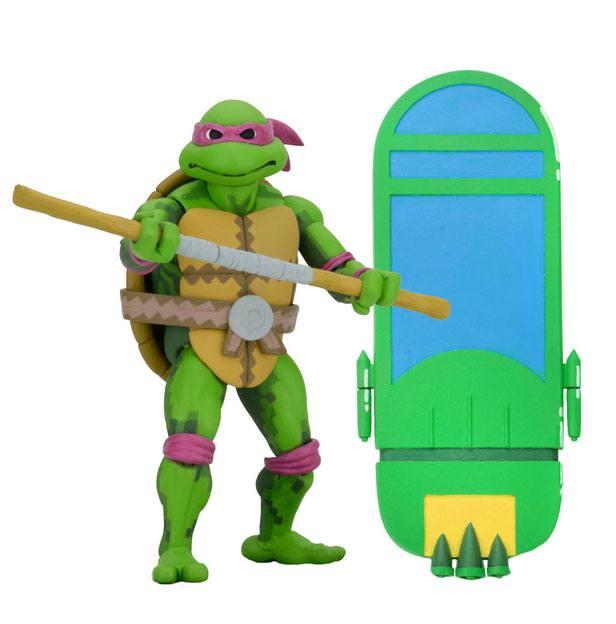 Teenage Mutant Ninja Turtles: Series 1 Turtles in Time Action Figure Donatello 18 cm