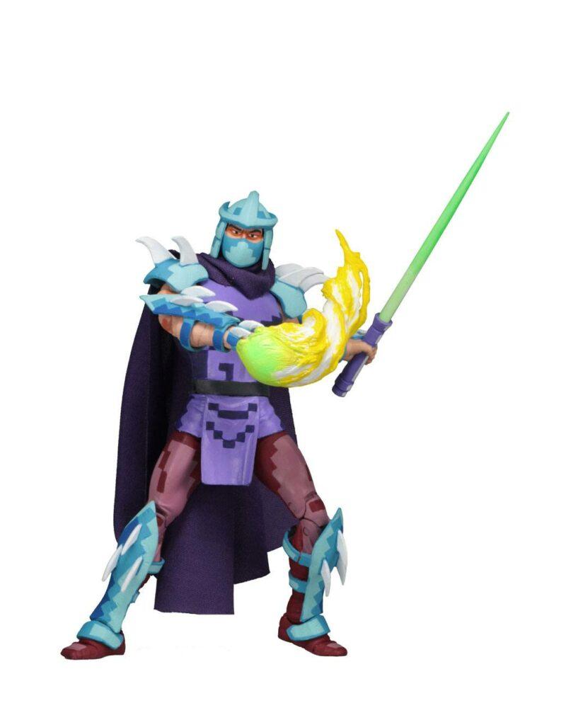 Teenage Mutant Ninja Turtles: Series 2 Turtles in Time Action Figure Super Shredder 18 cm