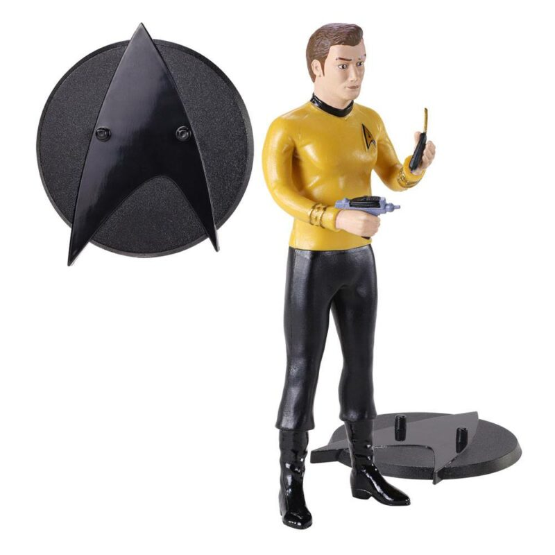 Star Trek Bendyfigs Bendable Figure Kirk 19 cm