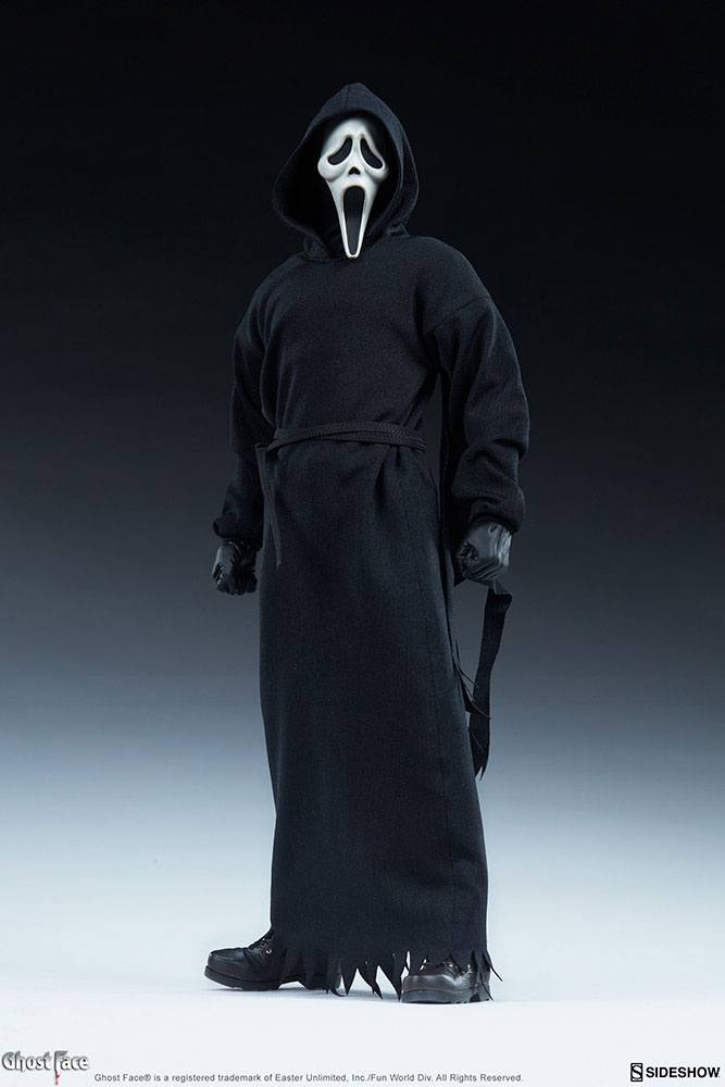 Ghost Face Action Figure 1/6 Ghost Face 30 cm