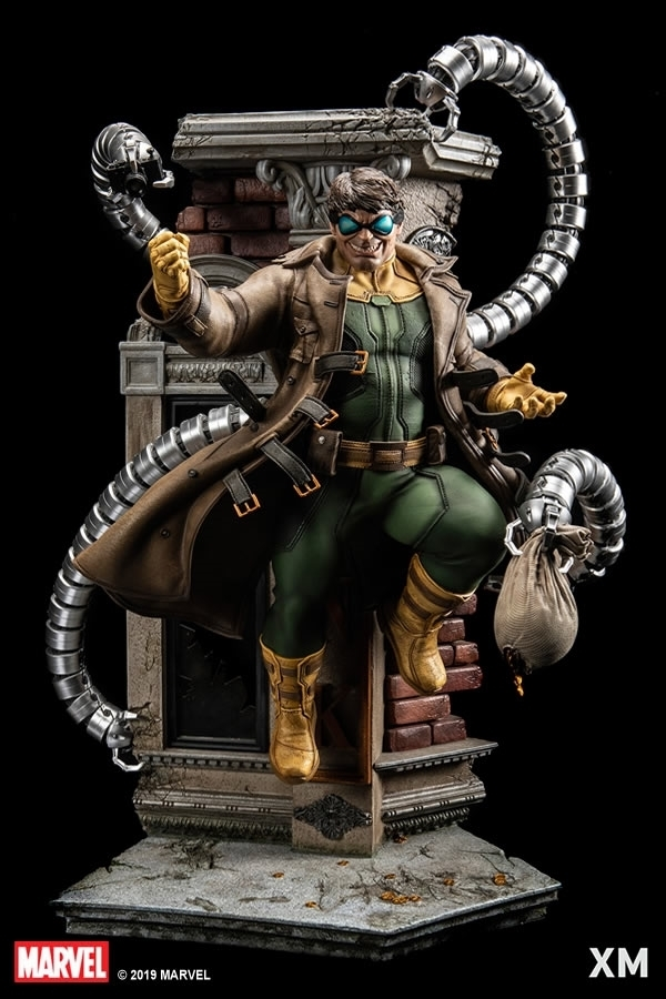 Marvel - Statua Doctor Octopus Scala 1/4 MARVEL PREMIUM COLLECTIBLES 65 cm
