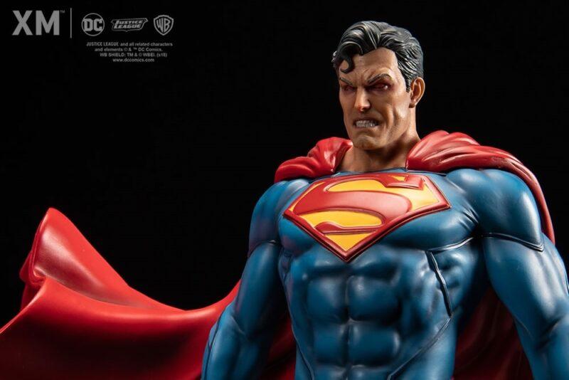 JUSTICE LEAGUE - Statua Superman Scala 1:6 DC COMICS REBIRTH PREMIUM COLLECTIBLES 46 cm