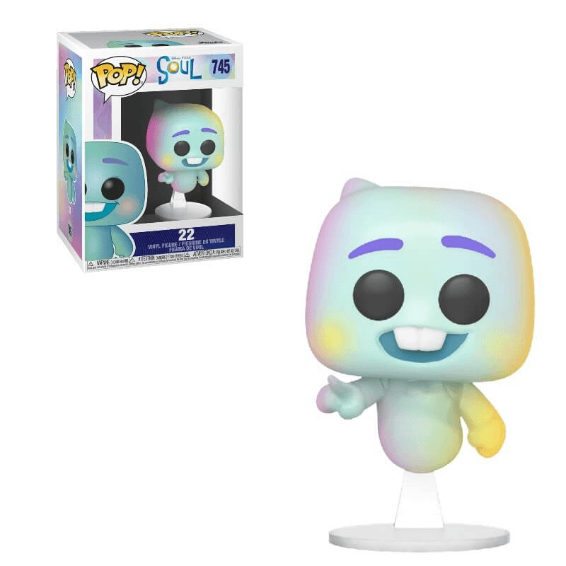 Soul POP! Disney Vinyl Figure 22 9 cm