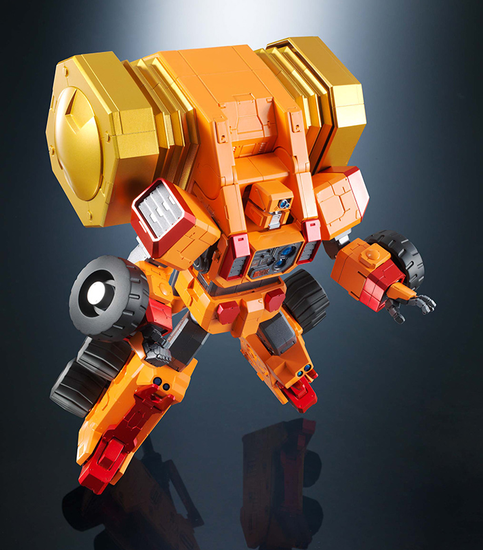 GX-69 GAOGAIGAR GOLDY MARG - THE ULTIMATE KING OF BRAVES VERSION
