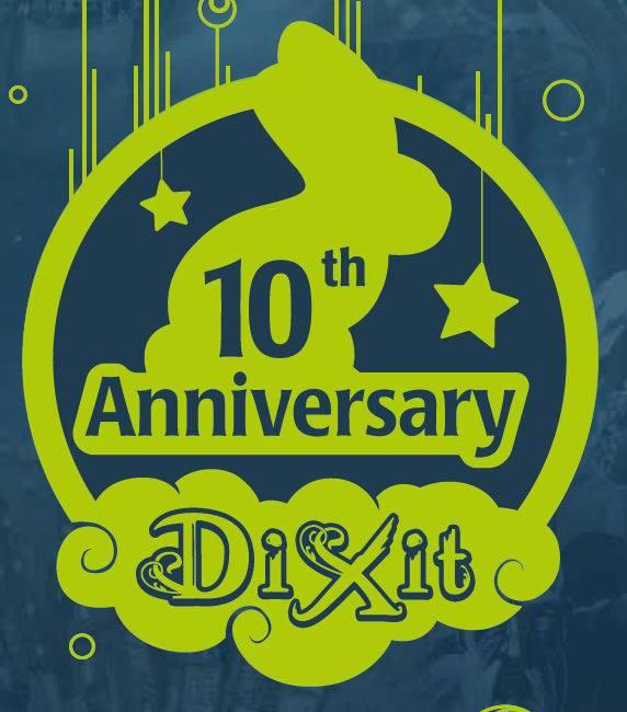 DIXIT - 10TH ANNIVERSARY