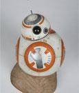 Star Wars Episode VII Premium Format Figure BB-8 23 cm