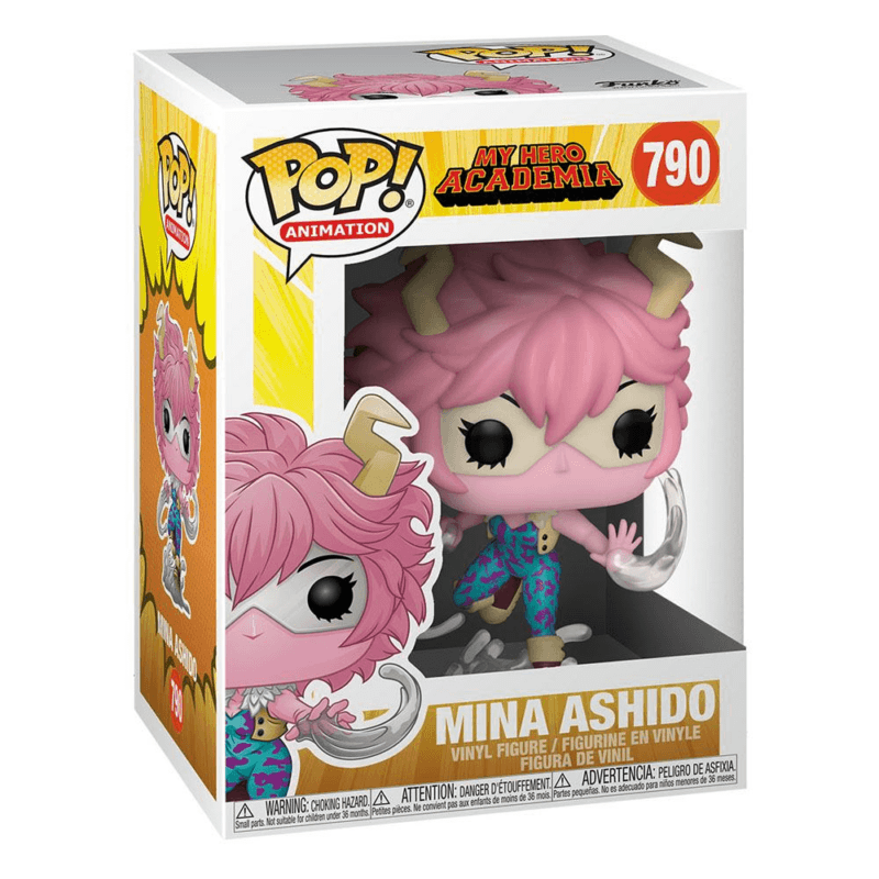 My Hero Academia POP! Animation Vinyl Figure Mina Ashido 9 cm