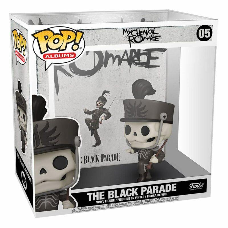 My Chemical Romance POP! Albums Vinyl Figure The Black Parade 9 cm