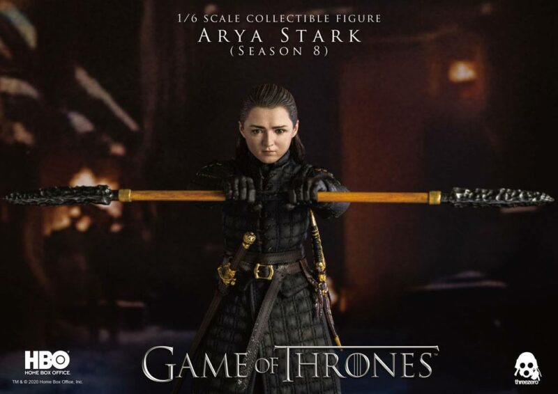 Game of Thrones Action Figure 1/6 Arya Stark 25 cm