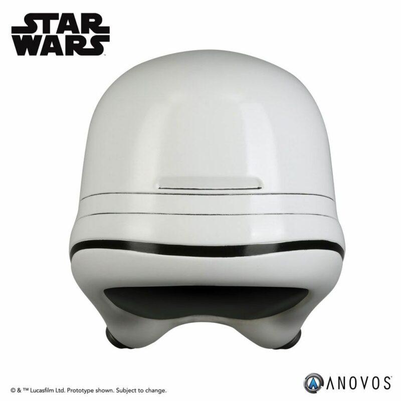 Star Wars Episode VII Replica 1/1 First Order Flametrooper Helmet Accessory Ver.