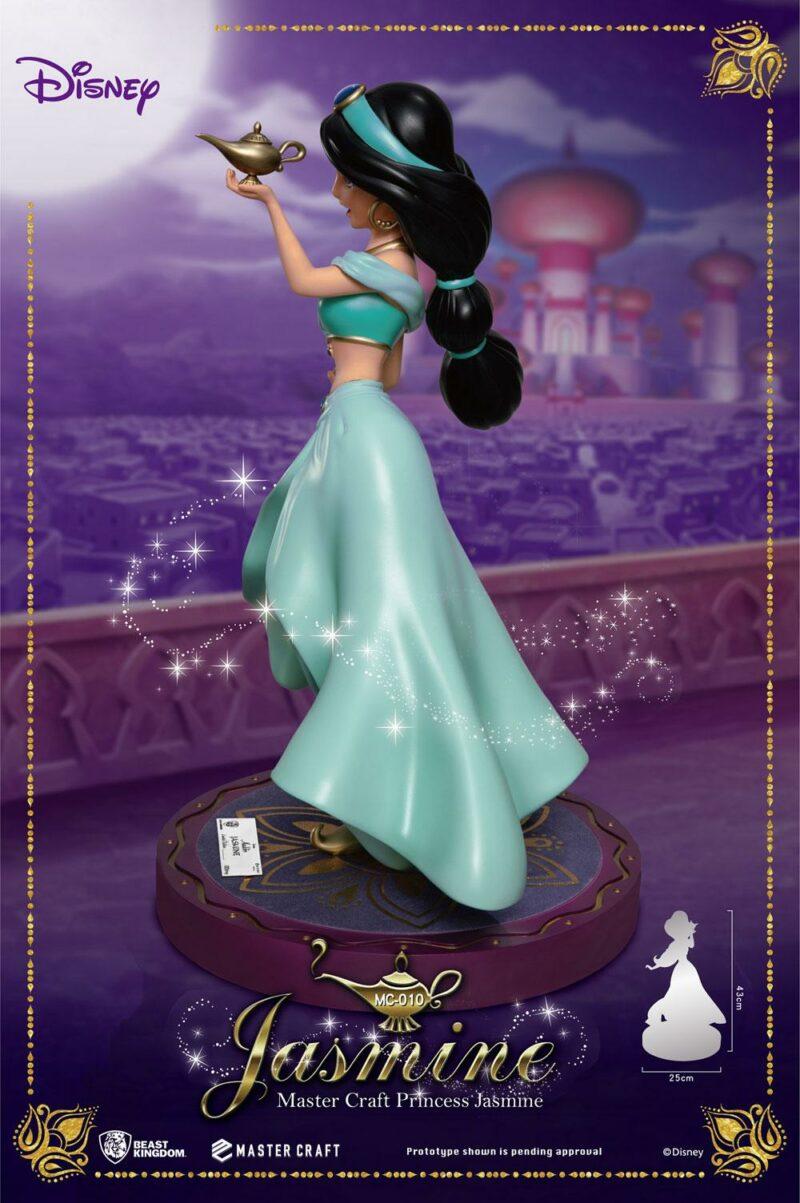 Disney (Aladdin) Master Craft Statue Jasmine 38 cm