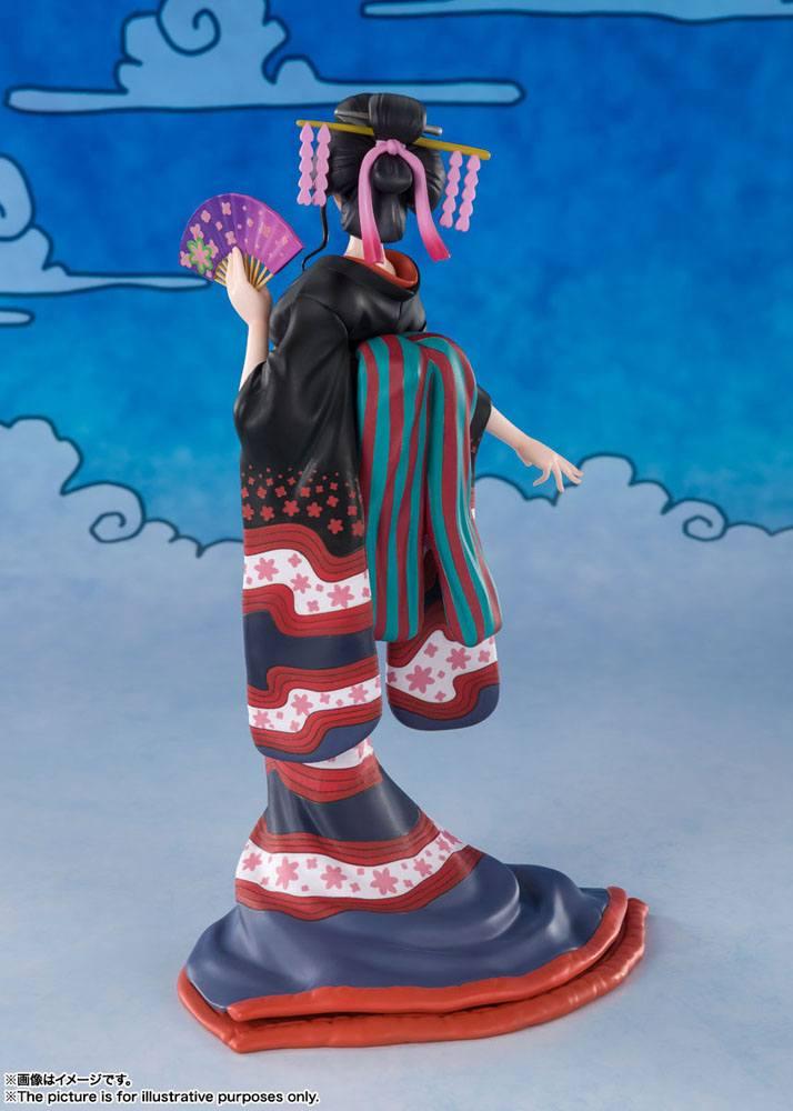 One Piece FiguartsZERO PVC Statue Nico Robin (Orobi) 16 cm