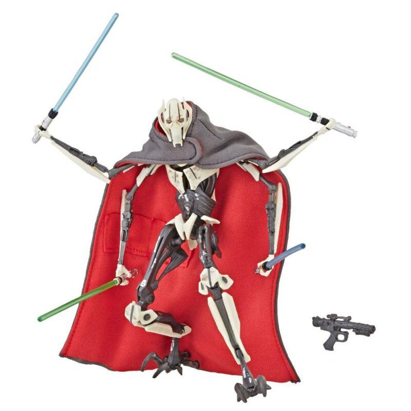 Star Wars Black Series Action Figure General Grievous 18 cm