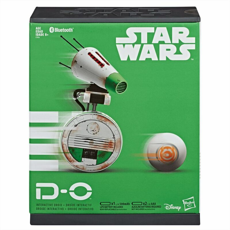 Star Wars Episode IX Interactive Droid Ultimate D-O