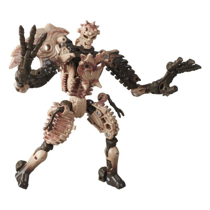 Transformers Generations War for Cybertron: Kingdom Deluxe Class 2021 W1 Action Figure Paleotrex 14 cm
