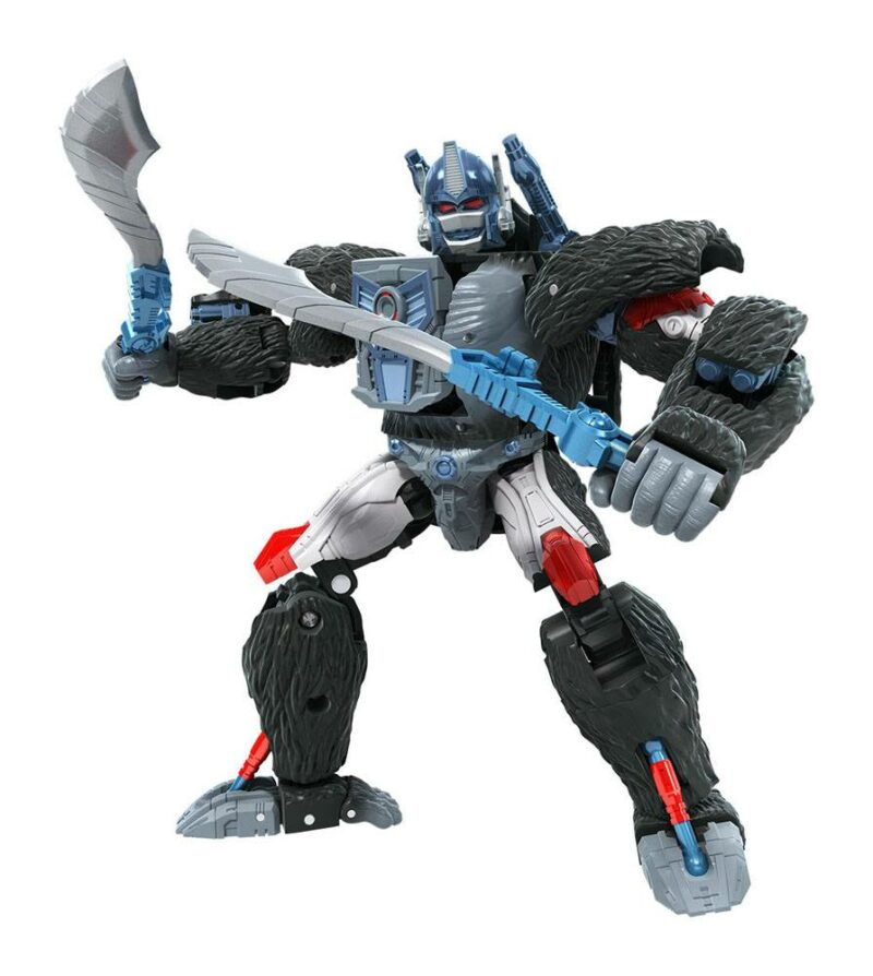Transformers Generations War for Cybertron: Kingdom Voyager 2021 W1 Action Figure Optimus Primal