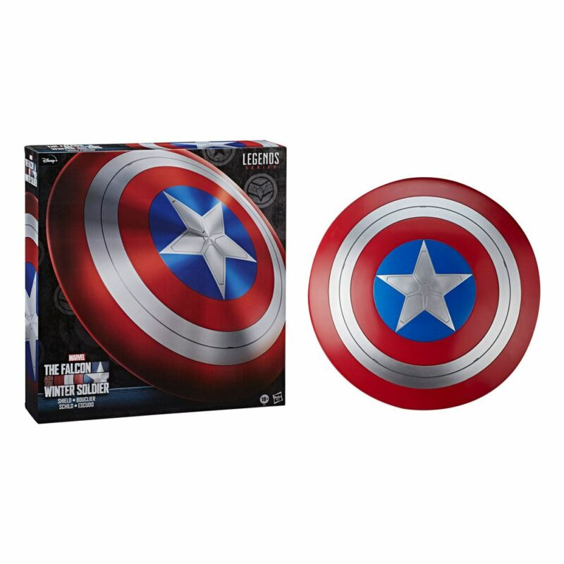 The Falcon and The Winter Solder Marvel Legends Premium Role-Play Shield 60 cm