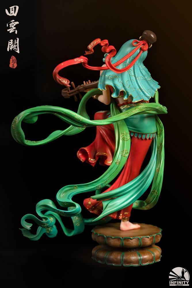 Infinity Studio Elegance Beauty Series Statue Dancer of Cloud Palace 35 cm