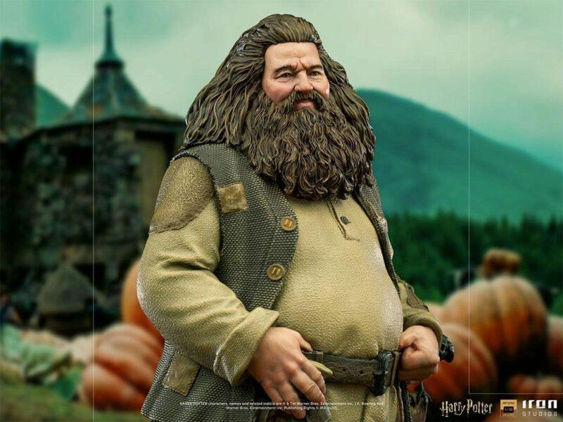 Harry Potter Deluxe Art Scale Statue 1/10 Hagrid 27 cm