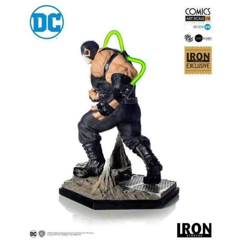 DC Comics Statue 1/10 Bane CCXP 2019 Exclusive 22 cm