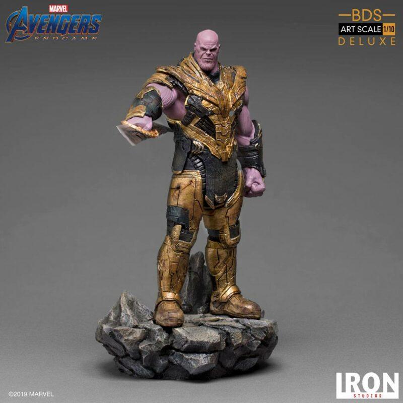Avengers: Endgame BDS Art Scale Statue 1/10 Thanos Black Order Deluxe 29 cm