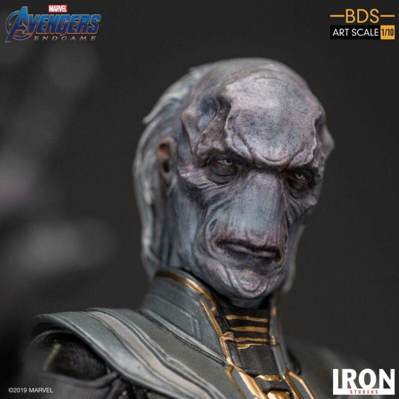 Avengers: Endgame BDS Art Scale Statue 1/10 Ebony Maw Black Order 33 cm