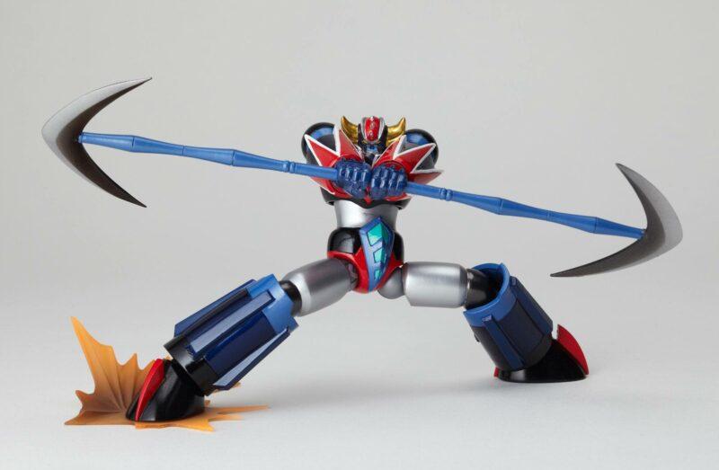 UFO Robot Grendizer Legacy of Revoltech Action Figure LR-056 Grendizer 13 cm
