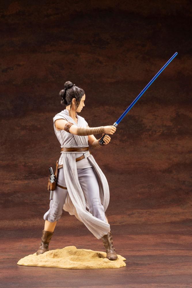 Star Wars Episode IX ARTFX+ PVC Statue 1/7 Rey 29 cm