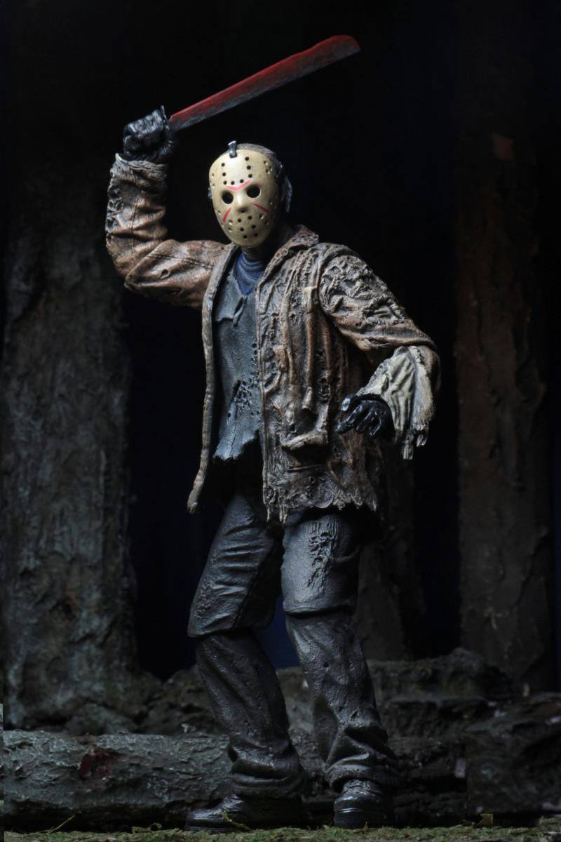 Freddy vs. Jason Ultimate Action Figure Jason Voorhees 18 cm