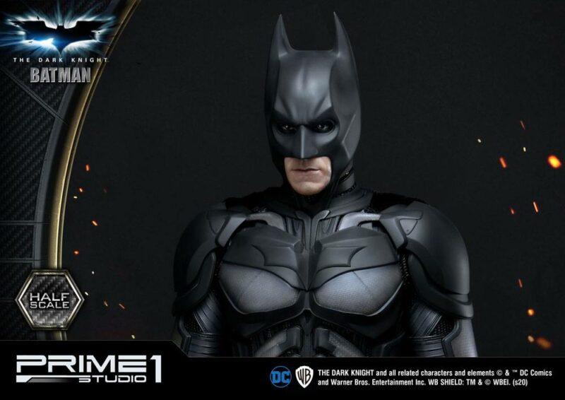 The Dark Knight 1/2 Statue Batman 104 cm