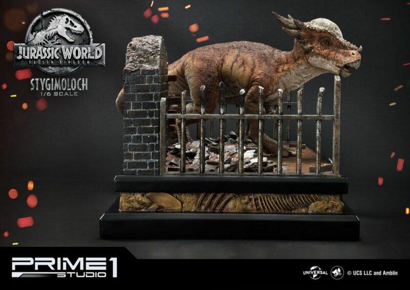 Jurassic World: Fallen Kingdom Statue 1/6 Stygimoloch 70 cm
