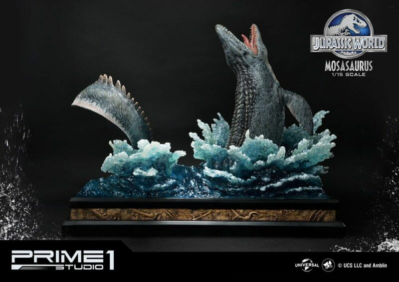 Jurassic World Statue 1/15 Mosasaurus Exclusive Version 66 cm