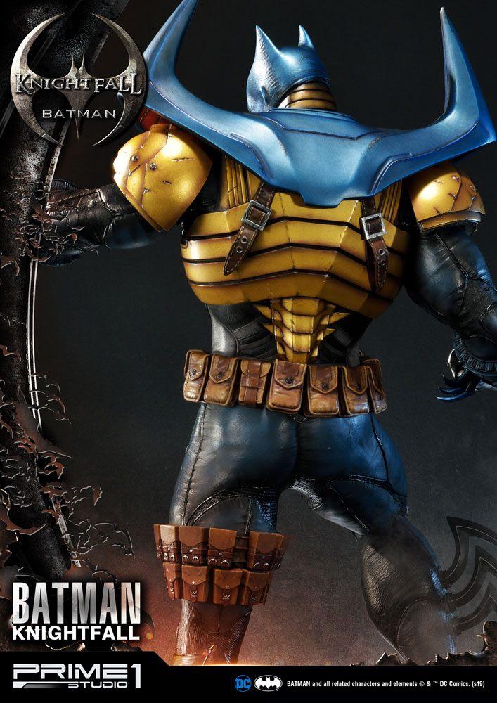 DC Comics Statue Knightfall Batman 87 cm