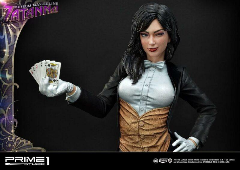 Justice League Dark Statue 1/3 Zatanna 70 cm