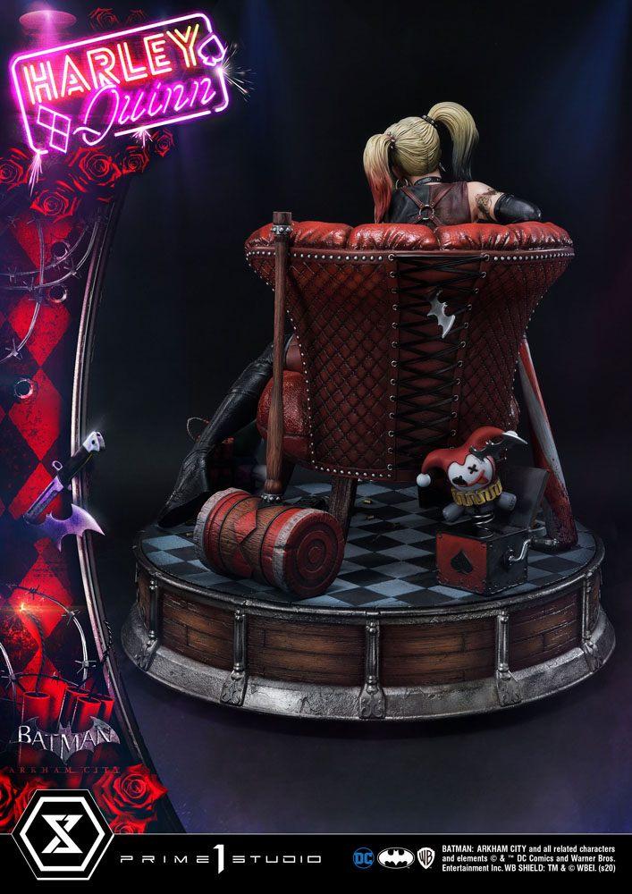 Batman Arkham City Statue 1/3 Harley Quinn 58 cm