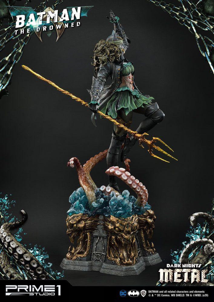 Dark Nights: Metal Statue The Drowned 89 cm