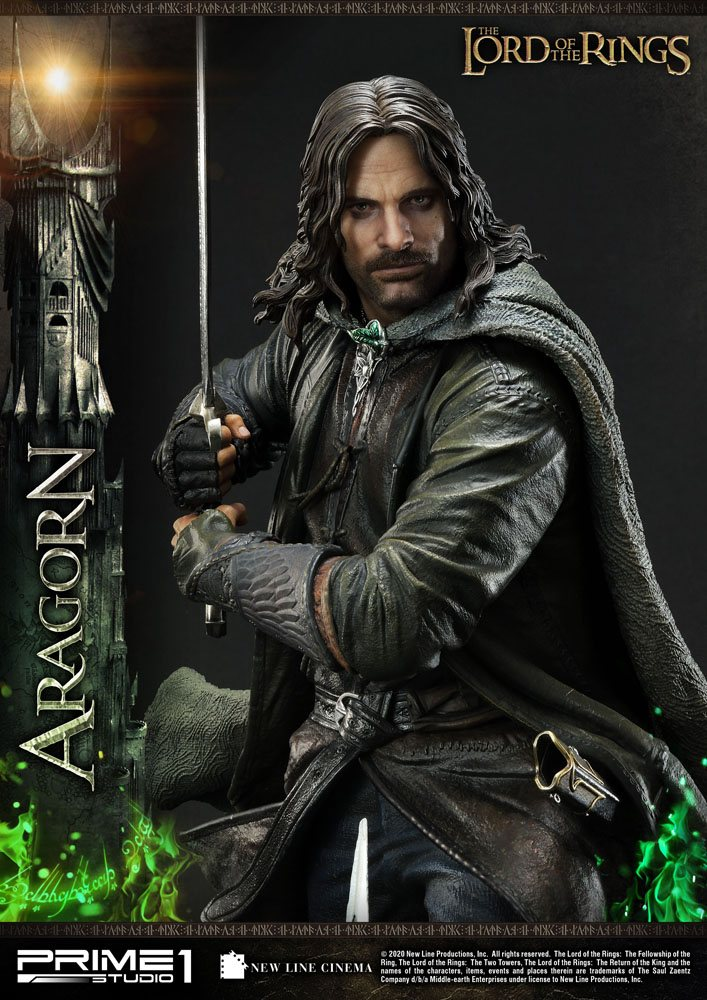 Lord of the Rings Statue 1/4 Aragorn 76 cm