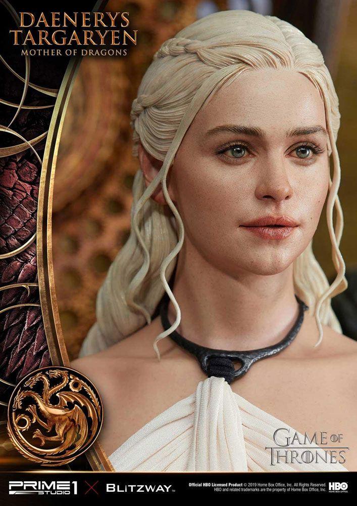 Game of Thrones Statue 1/4 Daenerys Targaryen - Mother of Dragons 60 cm