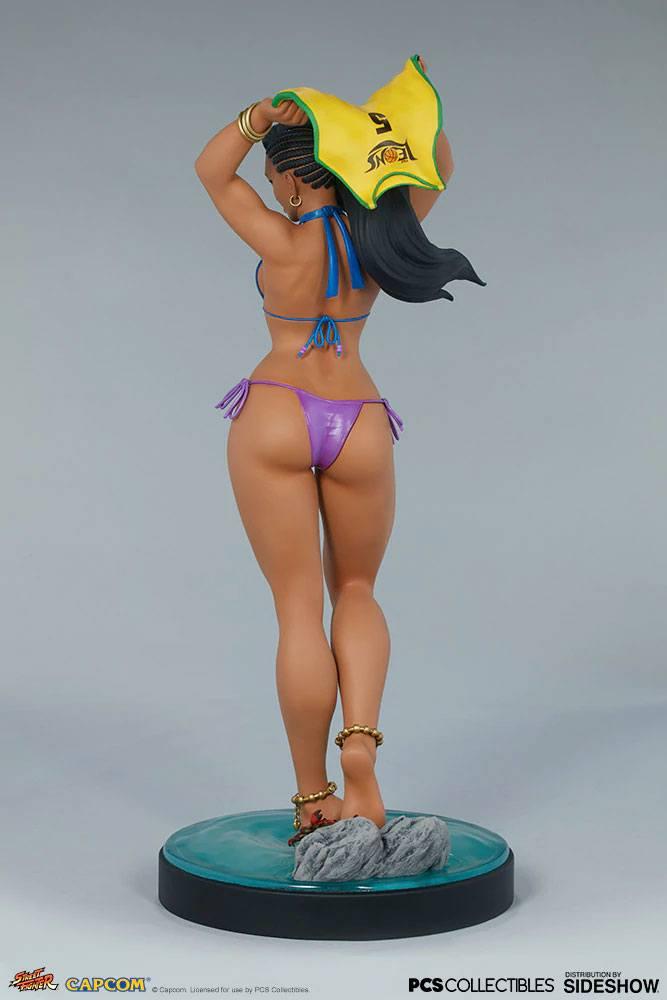 Street Fighter Statue Laura (Season Pass) 44 cm