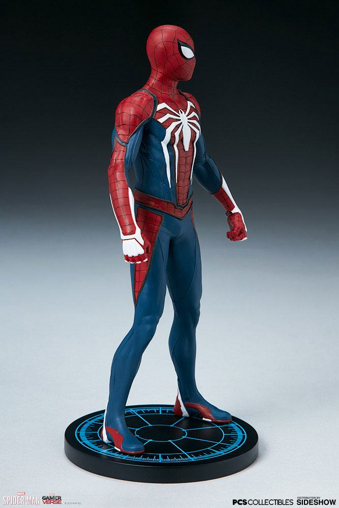 Marvel's Spider-Man Statue 1/10 Spider-Man Advanced Suit 19 cm