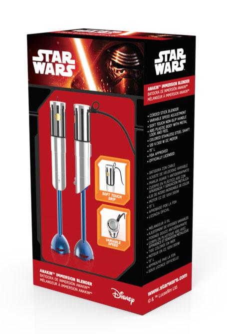 Star Wars Immersion Blender Anakin Skywalker Lightsaber